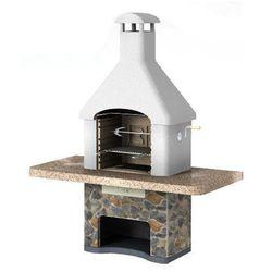 Grill betonowy z wędzarnią Musalla wersja 2 - produkt z kategorii- grille