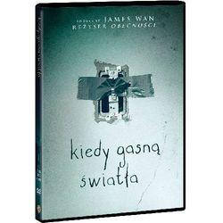 Kiedy gasną światła (DVD) - David F. Sandberg