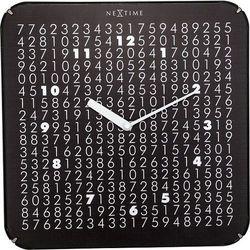Zegar ścienny labyrinth marki Nextime