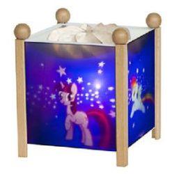 TROUSSELIER Magiczny lampion My Little Pony kolor naturalny z kategorii Dekoracje i ozdoby dla dzieci