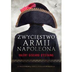 ZWYCIĘSTWO ARMII NAPOLEONA, pozycja wydana w roku: 2012