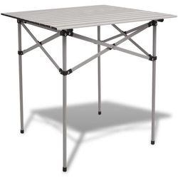 składany stół turystyczny 70x70x(35-70) cm marki Vidaxl