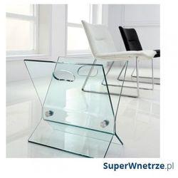 Gazetnik glass holder marki King home