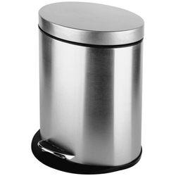 Kubełek łazienkowy owalny BA-DE 5-litrowy ()