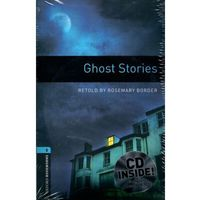 OXFORD BOOKWORMS LIBRARY New Edition 5 GHOST STORIES with AUDIO CD PACK