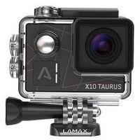 Zewnętrzna kamera Lamax X10 Taurus (8594175351385) Czarna