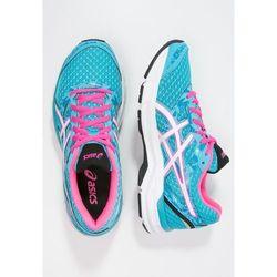 ASICS GELEXCITE 4 Obuwie do biegania treningowe aquarium/white/pink glow (8718833655824)