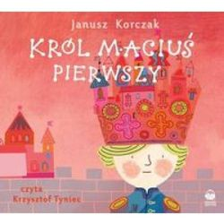 CD MP3 KRÓL MACIUŚ PIERWSZY (kategoria: Audiobooki)