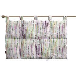 wezgłowie na szelkach, zielony,fioletowy,szary, 90 x 67 cm, aquarelle marki Dekoria