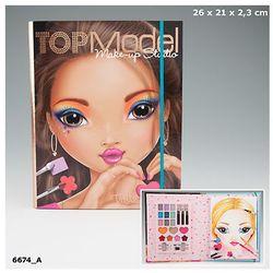Top Model, Zestaw make up z paletą do makijażu