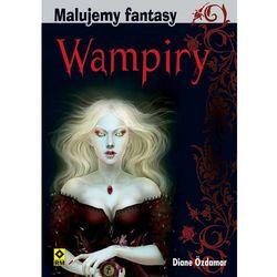 Malujemy fantasy Wampiry i inne nocne potwory (ilość stron 64)