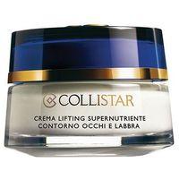 Collistar Eye Contour And Lips Supernourishing Lifting Cream 15ml W Krem pod oczy