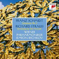 Schmidt: Symphony No. 2 Strauss: Dreaming by the Fireside (CD) - Franz Schmidt