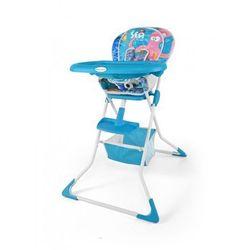 Milly Mally krzesełko do karmienia MINI Sea