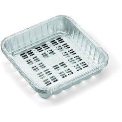 Aluminiowe miseczki do warzyw marki Weber