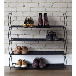 - szafka na buty - czarna - imelda marki Umbra