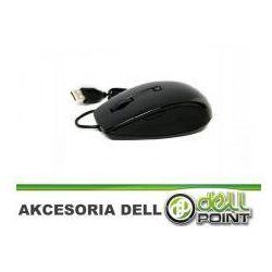 Mysz  laser mouse 1600dpi usb piano-black ref marki Dell