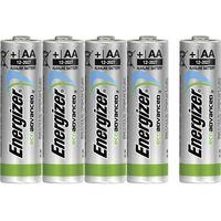 Baterie AA Energizer Eco-Advanced E300672000, 1.5 V, Alkaliczno-manganowe, 5 szt. - sprawdź w wybranym sklepi