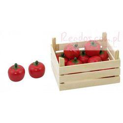 Warzywa w skrzynce, pomidory, 10 elementów. - oferta [d5ccdaa86fd3276a]
