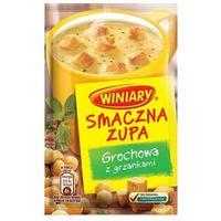 21g smaczna zupa grochowa z grzankami marki Winiary