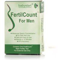 Fertilcount test płodności dla mężczyzn 2szt. marki Babystar