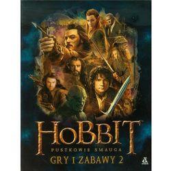 Hobbit Pustkowie Smauga Gry i zabawy 2 (ilość stron 64)