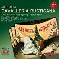 Mascagni: Cavalleria Rusticana (CD) - Milanov Zinka, Björling Jussi, Merrill Robert