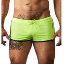Szorty neonowe Herren shorts, Kolor: Neonowy-żółty, Rozmiar: M