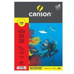 Blok techniczne Canson A3/10k. 6666174 kolorowy