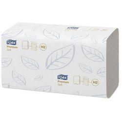 Tork Ręcznik papierowy w składce wielopanelowej xpress biały miękki (czteropanelowy)