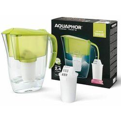 Aquaphor Dzbanek Smile 2,9 l + wkład magnezowy A5 MG limonka