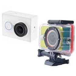 Kamera sportowa  + wodoszczelna obudowa wyprodukowany przez Xiaomi