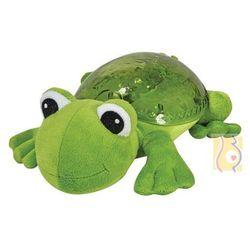 Lampka nocna żabka zielona z dźwiękiem CLTT-7423-FG, CLTT-7423-FG