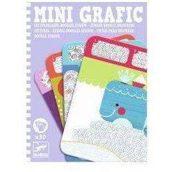 Mini Grafika - Kolorowanie szlaczków - produkt dostępny w InBook.pl