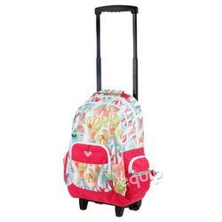 Plecak na kółkach Roxy Free Spirit - Mazzy RX - produkt z kategorii- Pozostałe plecaki