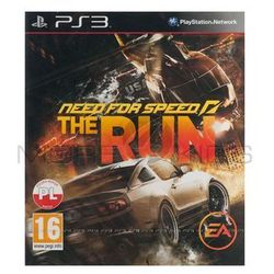 Need for Speed The Run - gra PS3