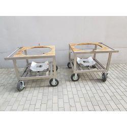 Monolith grill (germany) Wózek buggy lechef po pokazach gotowania