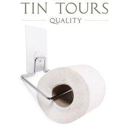 Tin tours sp.z o.o. Uchwyt na papier toaletowy na samoprzylepny sylikon -30%