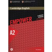 Cambridge English Empower Elementary Workbook with Answers with Downloadable Audio (2015)