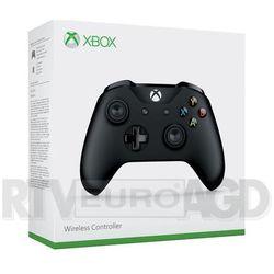 xbox one s wireless controller (czarny) - produkt w magazynie - szybka wysyłka! od producenta Microsoft