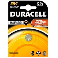 bateria srebrowa mini Duracell 364-363 / G1 / SR621SW - sprawdź w wybranym sklepie