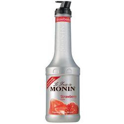 Puree  strawberry - truskawka 1l od producenta Monin