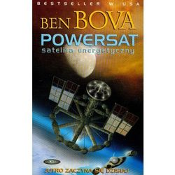 Powersat Satelita energetyczny, książka w oprawie miękkej