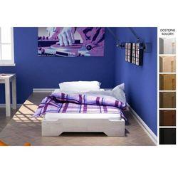 łóżko drewniane ronaldo 100 x 200 marki Frankhauer