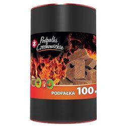 Podpałka brązowa tuba 100 szt. marki Pcc