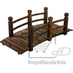 Max Drewniana kładka mostek ogrodowy 150 cm (4048821004933)