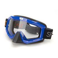 Okulary sportowe sportviz motocross, blue marki Hayne