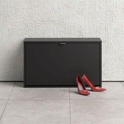 Tvilum Szafka na buty roma 1d mała, czarny mat