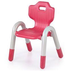 Krzesełko dziecięce Hippo - czerwone
