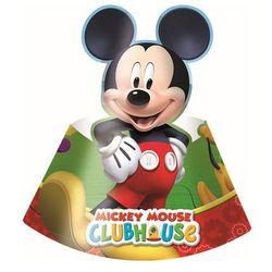 Procos disney Czapeczki urodzinowe myszka mickey - 6 szt.